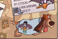 Toby Darkwing Duck