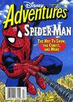 Disney adventures magazine cover september 30 1995 spider man
