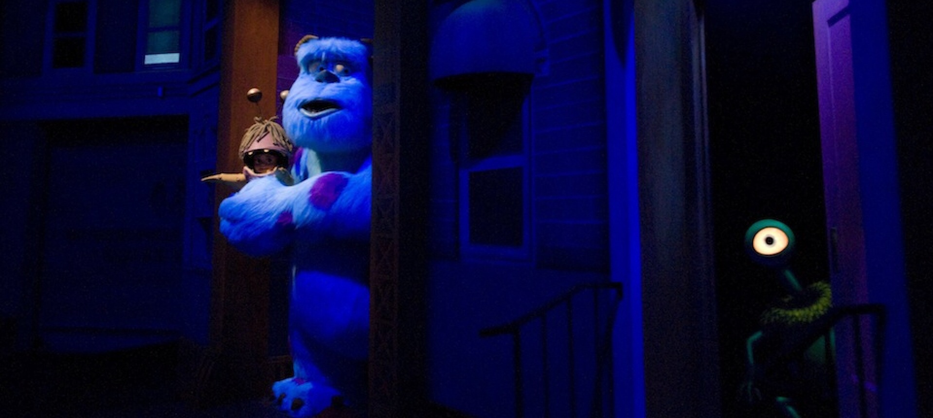 Image - SulleyMonsters, Inc. Mike & Sulley to the Rescue ...