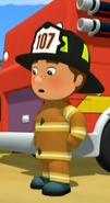 Firefighter Manny