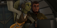 Kanan Jarrus/Relationships