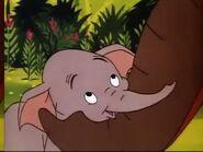 Disney's Goliath II caressing