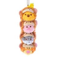 PoohandPals Year of monkey Tsum Tsum Keychain