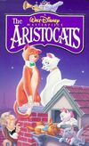 Aristocats MasterpieceCollection VHS