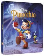 Pinocchio Steelbook
