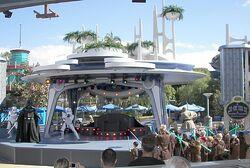 Jedi Training Academy at Disneyland