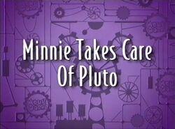Minnie pluto title card