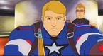 Captain America AUR 61