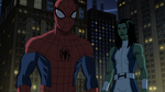 Spider-Man & She-Hulk USMWW