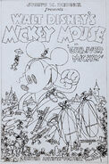 Gulliver Mickey Poster