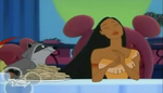 Pocahontas&Meeko-TheStolenCartoons
