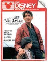 TheDisneyChannelMagazineNovember1985