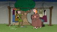 Canderemy and Stacy Robin Hood