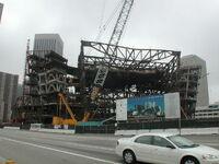 Disney Concert Hall - Under Const 02 - 2001-05