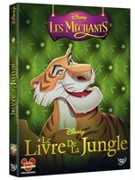 Disney Mechants DVD 7 - Le livre de la Jungle