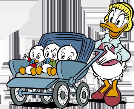 Della Duck Disney Wiki Fandom Powered By Wikia