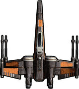 T-70 X-Wing Fighter Top