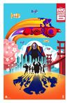 Big Hero 6 NYCC 2014 Poster