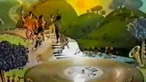 Fanta Disney Spanish Advert Band Williams?