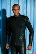 J. August Richards as Mike Peterson