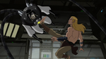 Ka-Zar kicks Doctor Octopus hard USMWW