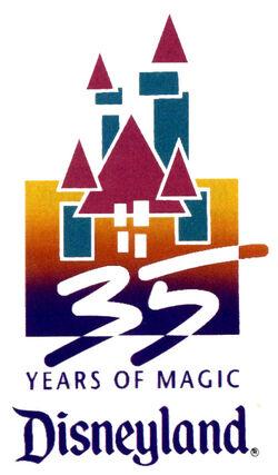 Dl 35th logo