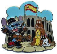 Stitch Spain