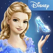 Cinderella Free Fall app icon