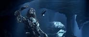 Fight on Isla de Muerta 16