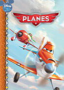 Planes wonderful world of reading early moments