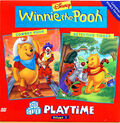 Pooh Playtime Volume 1 Laserdisc