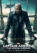 TWS Nick Fury Poster