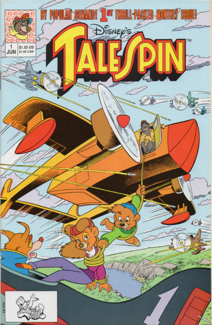 TaleSpin Disney Comics Disney Wiki Fandom powered by