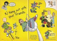 1SaturdayMorningAd Sept1998 Pages4-5
