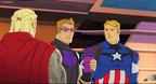 Captain America AUR 63