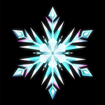 Frozen - Elsas Snowflake