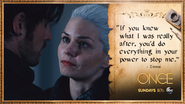 Once Upon a Time - 5x08 - Birth - Dark Swan - Quote
