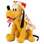 Disney Classic Holiday Pluto Plush -- 13''