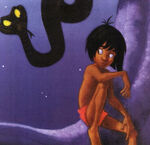Kaa&Mowgli01