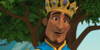 King Juan Ramón