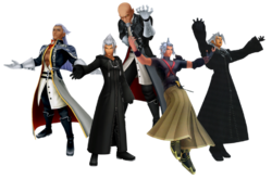 Forms of Xehanort