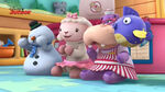 Chilly, lambie, hallie and squeakers