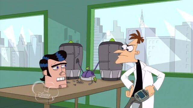 File:Doof with old Norm head.jpg