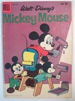 Mickey mouse comic 72