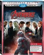 Age of Ultron Target Exclusive 3DBD