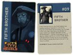 Fifth Brother card