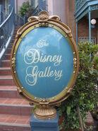 Disneyland-Gallerysign