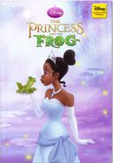 Princess and the frog hachette