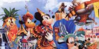 Disney's ImagiNations Parade