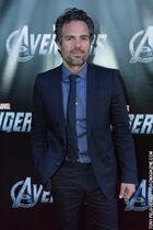 Mark Ruffalo at the Toronto premiere of The Avengers